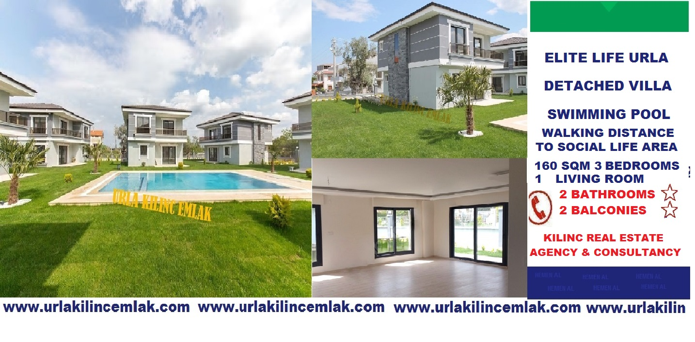 ELITE LIFE GREEEN PROJECT PLEASE CLICK NOW URLA-IZMIR